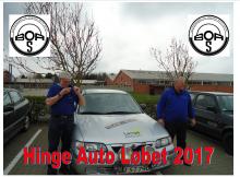 Hinge Auto Løbet 2017 a