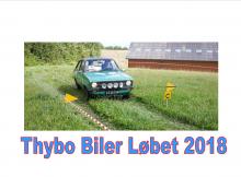Thybo Biler løbet 2018